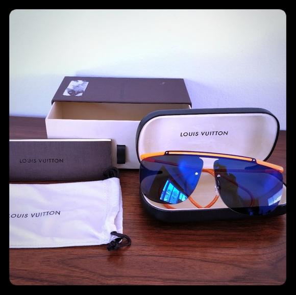 4d8a0edff7 Louis Vuitton Other - Louis Vuitton RTW spring 2013 sunglasses